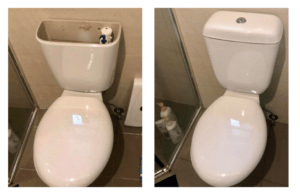 toilet repairs by GCPE