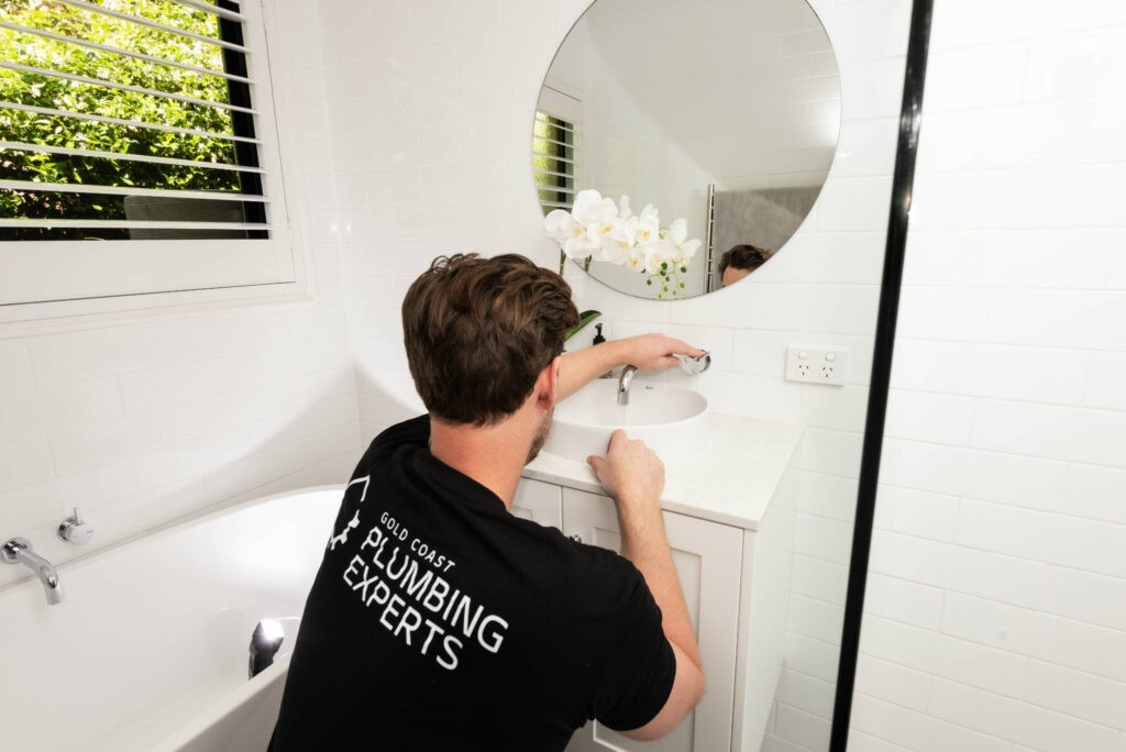 bathroom renovations gold coast