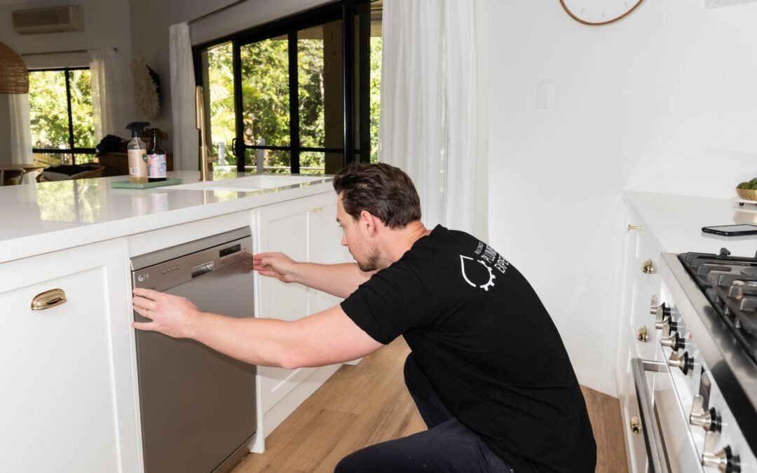 Dishwasher Installation Gold Coast