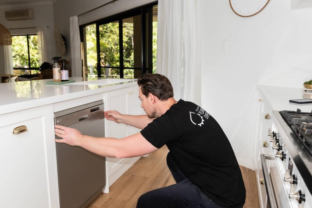 Dishwasher Installation Gold Coast