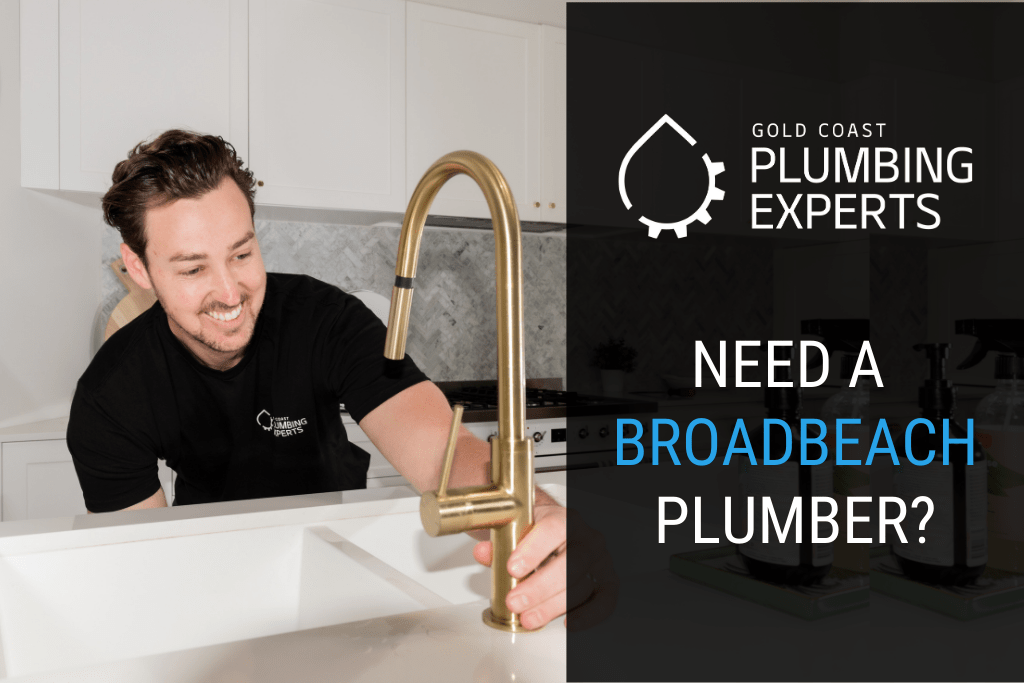 Local Plumbers Broadbeach