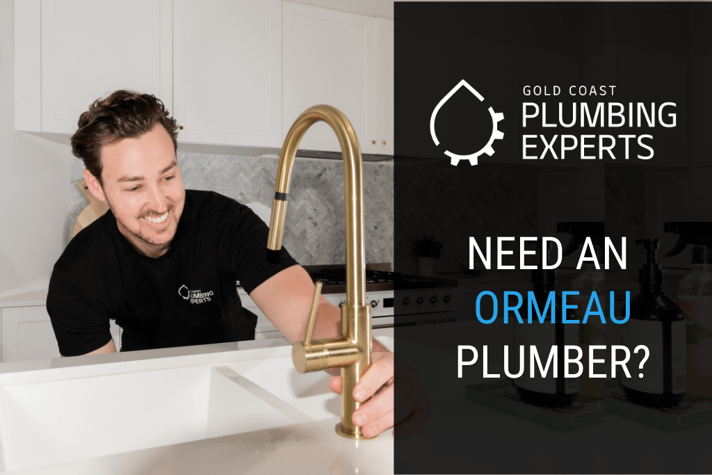 Local Plumbers Ormeau Banner