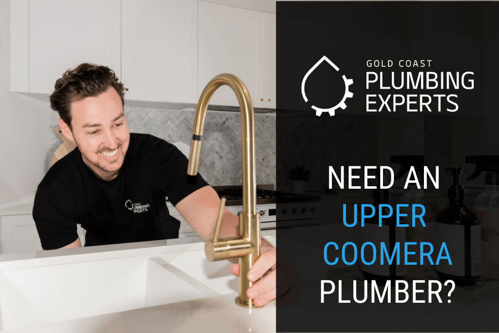 Local Plumbers Upper Coomera Banner