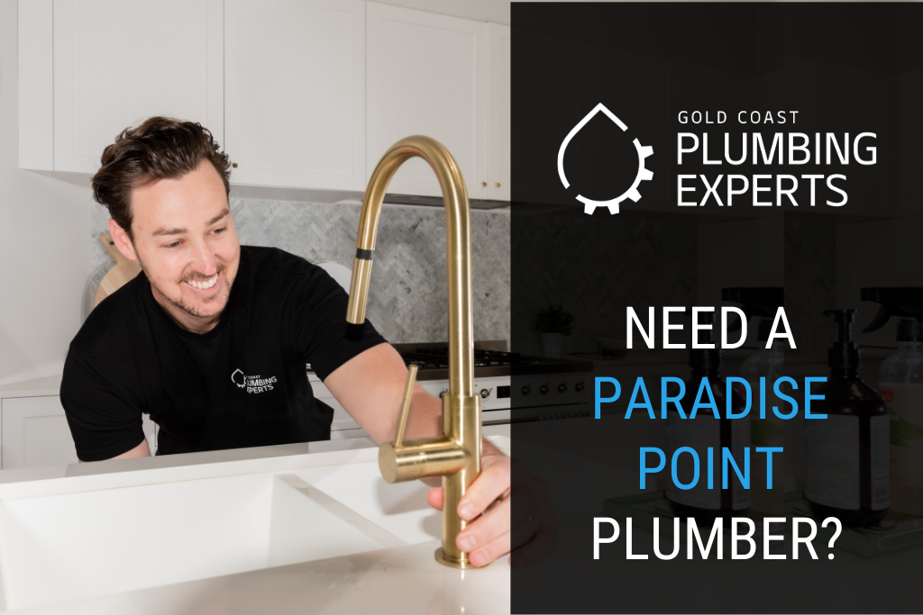 Local Plumbers Paradise Point