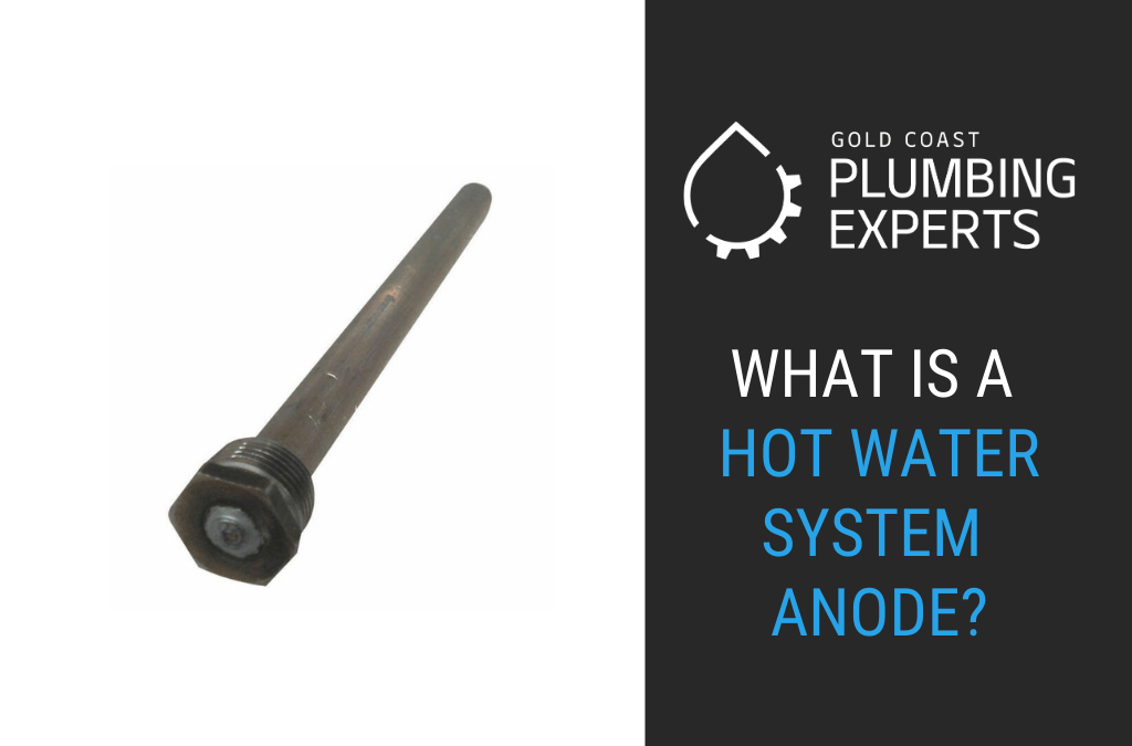hot water anode