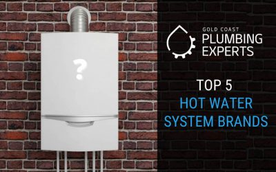 The Gold Coast's 5 Favourite Hot Water System Brands