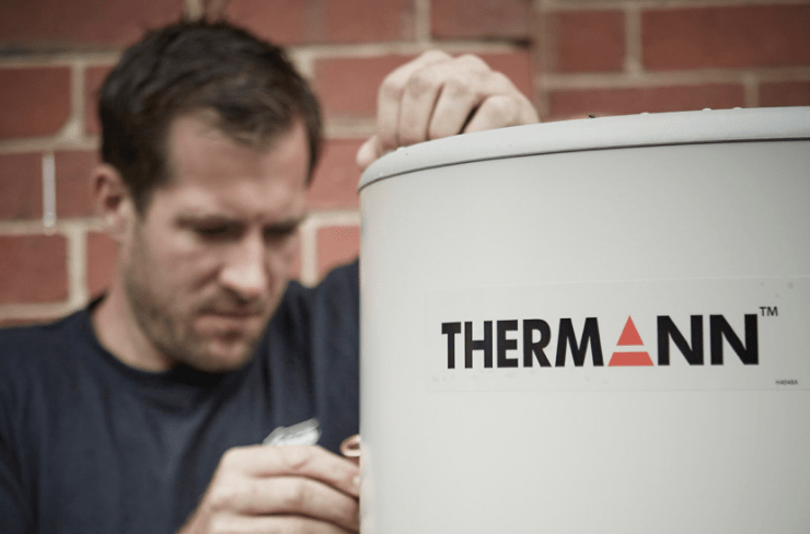 thermann hot water systems banner