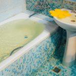 how to unblock a bath drain