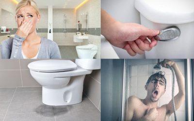 common bathroom plumbing problems