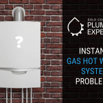 instant gas hot water system problems banner